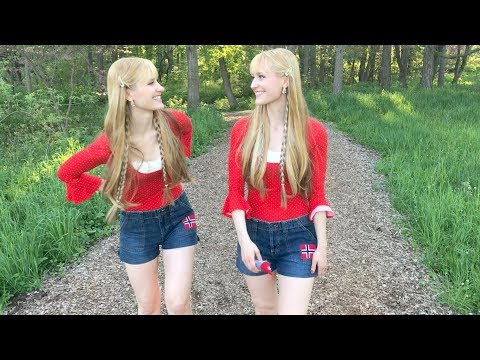 """The Beatles  """"Norwegian Wood"""" Cover by Camille & Kennerly Kitt"""