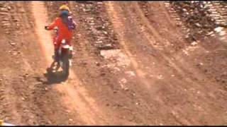 6. 2012 HONDA CRF150R TEST