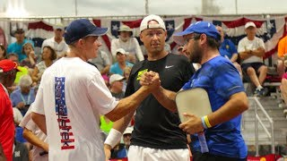 2017 Pro Men's Doubles Gold - Minto US Open Pickleball Championships as aired on CBS Sports Network