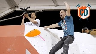 Fist Pumping Finals At The Natural Games 2016 | Climbing Daily Ep. 738 by EpicTV Climbing Daily
