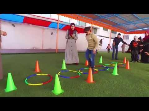 مدرسة سنابل للترية الخاصة2017_2018