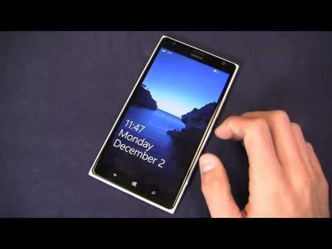 phonedog - Nokia Lumia 1520 Review Part 1 Aaron reviews the Nokia Lumia 1520, the first phablet device to land on Microsoft's mobile platform. Featuring a 2.2 GHz quad-...