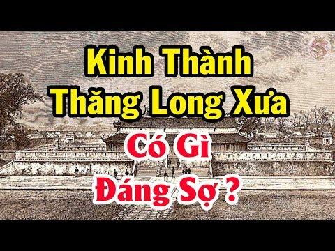 """Phong thủy kinh thành Thăng Long xưa từ thời """" Khai Thiên Lập Địa """""""