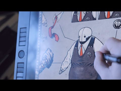 Behind The Scenes - Felix The Reaper - About The Game de Felix The Reaper
