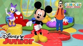 Clubul lui Mickey Mouse – Dansul Hot Dog. Doar la Disney Junior!