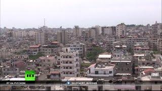 На линии огня: жители окрестностей Идлиба уже год страдают от обстрелов