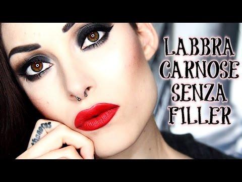 COME METTERE IL ROSSETTO! LABBRA CARNOSE SENZA FILLER! | CherylPandemonium