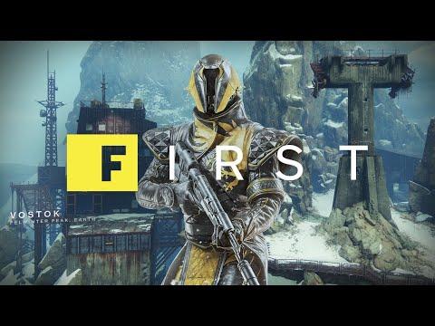 Destiny 2: 5 Minutes of Dawnblade Warlock Gameplay on Vostok - IGN First