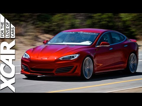 tesla - Saleen have made a name for themselves as modifiers of american muscle. What can they do when they turn their hand to the Tesla Model S? We visited Saleen in...