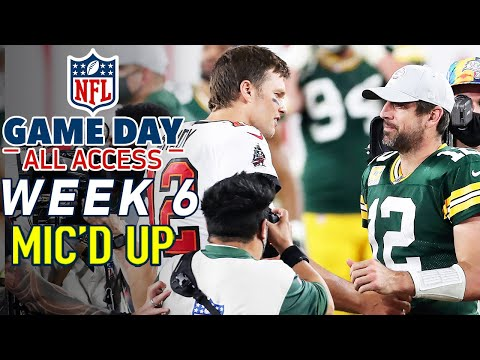 """NFL Week 6 Mic'd Up! """"I look cute"""" 