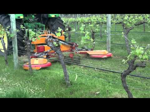 Fischer GL4 Vineyard & Orchard Mower