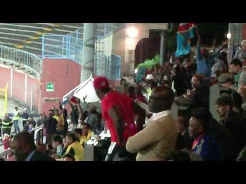 Il Congo pareggia al Sinigaglia ed esplode la festa sulle tribune….
