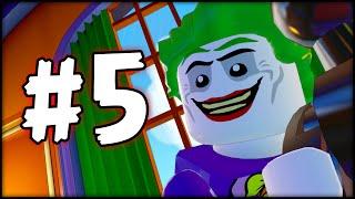 LEGO Dimensions - PART 5 - The Joker! (Gameplay Walkthrough HD)