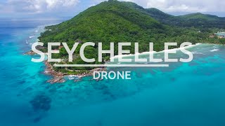 Seychelles Islands Seychelles  city images : Seychelles 4k drone - La Digue Islands