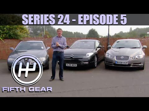 Fifth Gear: Series 24 Episode 5 - Full Episode