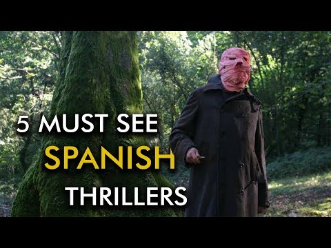 5 Must-See Films | Spanish Thrillers