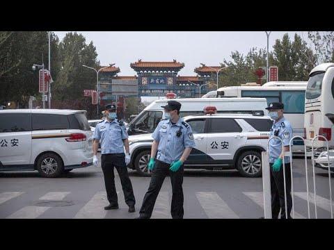 Συναγερμός στην Κίνα μετά από κρούσματα σε μεγάλη αγορά τροφίμων…