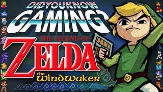 Video Zelda Wind Waker - Did You Know Gaming? Feat. PeanutButterGamer MP3, 3GP, MP4, WEBM, AVI, FLV Desember 2017