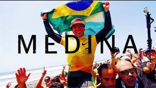 Gabriel Medina Part 2 Lowers Pro 2012