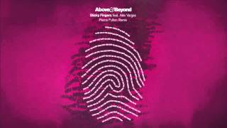 Thumbnail for Above & Beyond ft. Alex Vargas — Sticky Fingers (Pierce Fulton Remix)