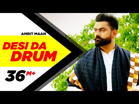 Video Desi Da Drum | Amrit Maan | Latest Punjabi Song 2015 | Speed Records download in MP3, 3GP, MP4, WEBM, AVI, FLV January 2017