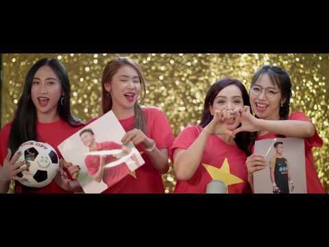 Tôi yêu bóng đá 2018 U23 Việt Nam - 50 nghệ sỹ Trình Bày