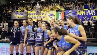 #supercoppa. Le interviste... Imoco Volley Conegliano - Foppapedretti Bergamo