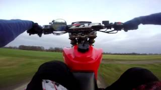 4. Hyosung XRX 125 Wheelies | Wheel it all the way UP