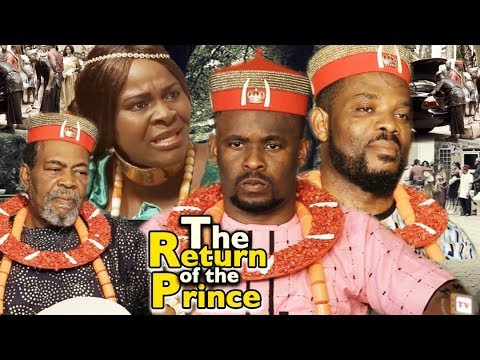 The Return Of The Prince 3&4 - Zubby Micheal 2018 Latest Nigerian Nollywood Movie ll Full HD