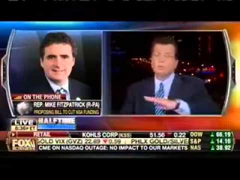 Fitzpatrick Talks NSA Bill on FOX Business' 'Cavuto'