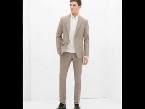 ZARA Man  2014:costume