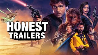 Video Honest Trailers - Solo: A Star Wars Story MP3, 3GP, MP4, WEBM, AVI, FLV Desember 2018