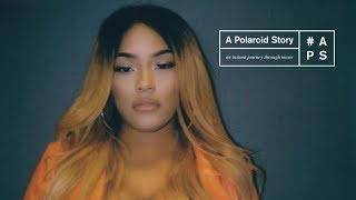 A POLAROID STORY x STEFFLON DON