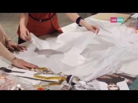 Come trasformare una camicia da uomo in una camicia da donna - I tutorial di Re-fashion