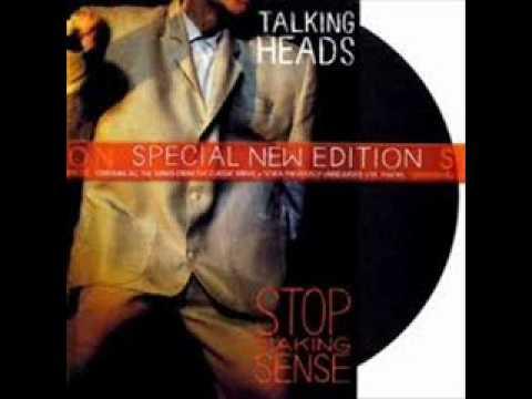 Talkin Heads - Found a job (Stop making sense)