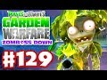 Plants vs. Zombies: Garden Warfare - Gameplay Walkthrough Part 129 - Camo Ranger (Xbox One)
