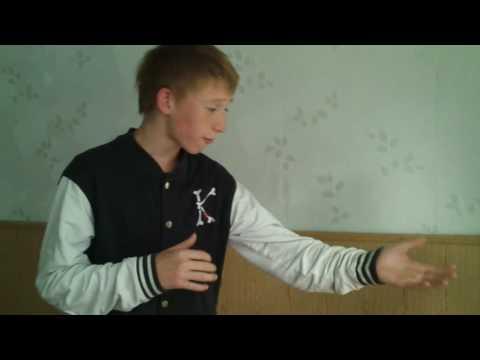 Драка в школе Гусь VS Жел (видео)