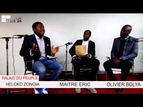 Télé 24 Live: Actualités: Ebola, Felix Thisekedi, révision de la Constitution