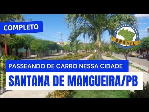Viajando Todo o Brasil - Santana de Mangueira/PB - Especial