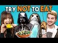 Download Lagu Try Not To Eat Challenge - Star Wars Food | People Vs. Food Mp3 Free