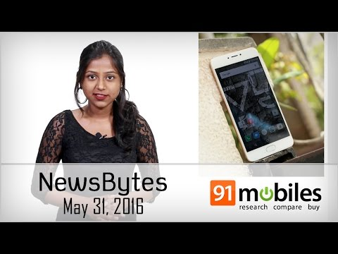 Micromax Canvas Tab P701, ZUK Z2, YU Yunicorn and more | 91mobiles [NewsBytes]