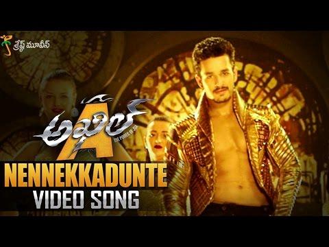 Video Nennekkadunte Full Video Song || Akhil Movie Video Songs || Akhil Akkineni download in MP3, 3GP, MP4, WEBM, AVI, FLV January 2017