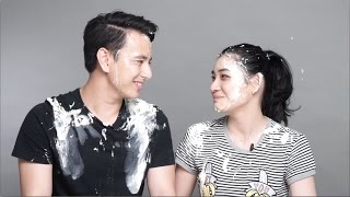 Download Video WHIP CREAM CHALLENGE with BILLY DAVIDSON MP3 3GP MP4
