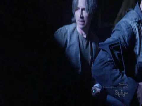 Stargate Universe first 5mins of episode 1