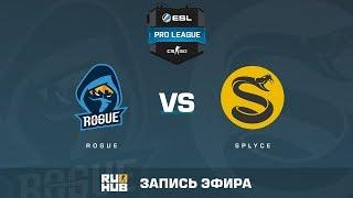 Rogue vs Splyce - ESL Pro League S6 NA - de_nuke [MintGod]