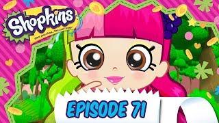 Shopkins Cartoon - Episode 71 - World Wide Vacation - Part 2 | Videos For Kids