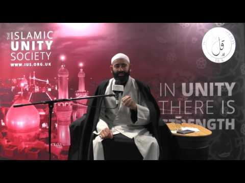 09: The sacrifice of Imam Hussain (as) - Sheikh Ali Mehdi