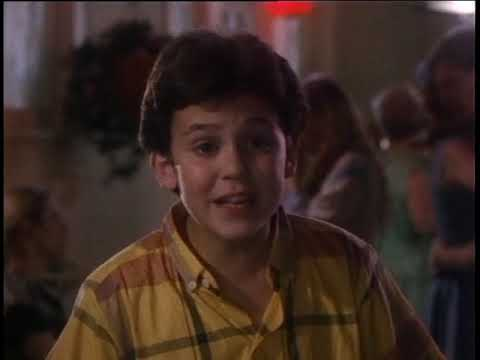The Wonder Years, Season 2 Episode 17, How I'm Spending My Summer Vacation - Ending