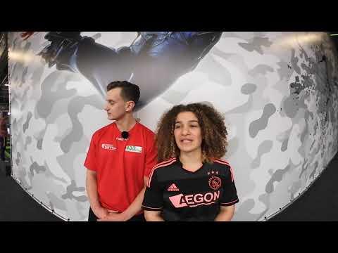 360 graden fun-voetbal bij Jumpskillz