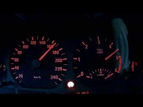 BMW e46 compact 3.0 diesel 537hp X-drive 0 - 200: 12 sec